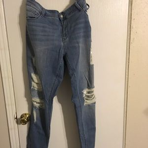 Jeans, worn once!